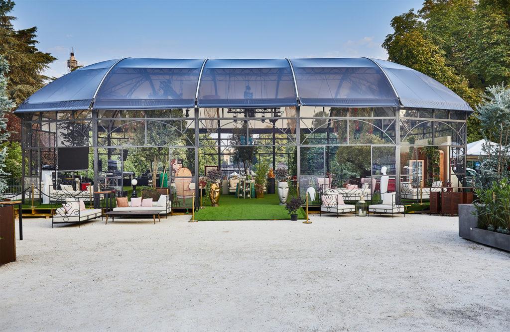 Serra La Fenice Garden